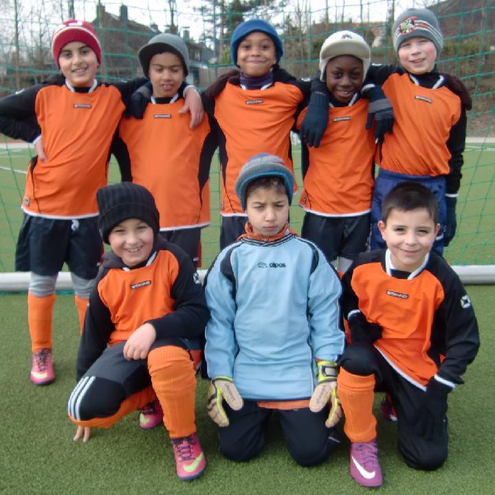 Ballfreunde F2 Jugend am 23.03.2013