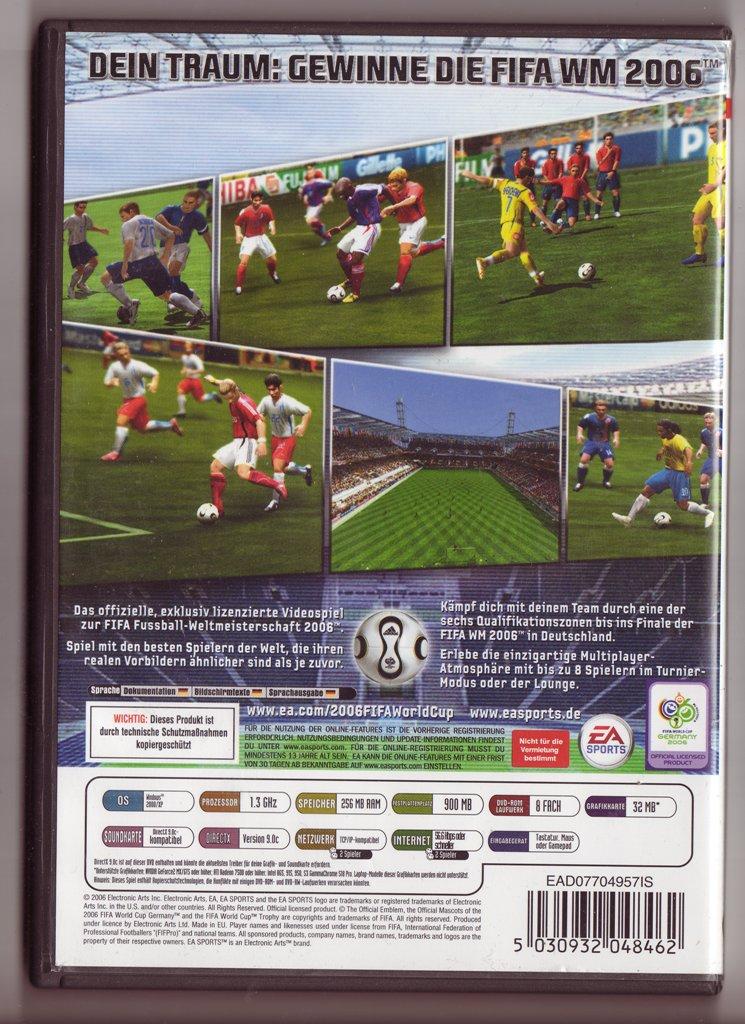 FIFAFussballWeltmeisterschaftDeutschland2006