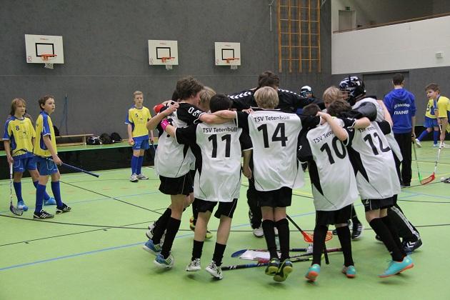 Bild: U15 sichert Meisterschaft vorzeitig