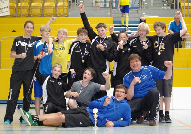 Bild: Deutsche Meisterschaft U15
