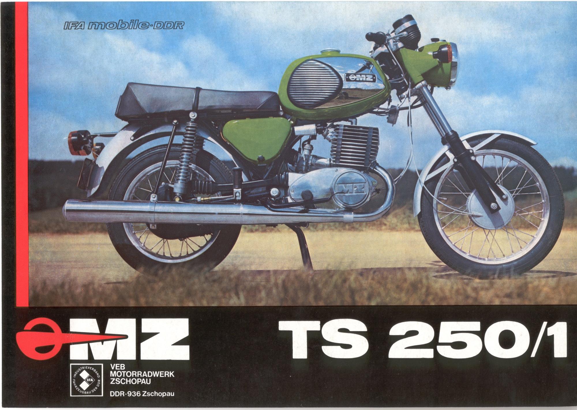 neckermann prospekt 1969 mit mz motorrad aus ddr t. Black Bedroom Furniture Sets. Home Design Ideas