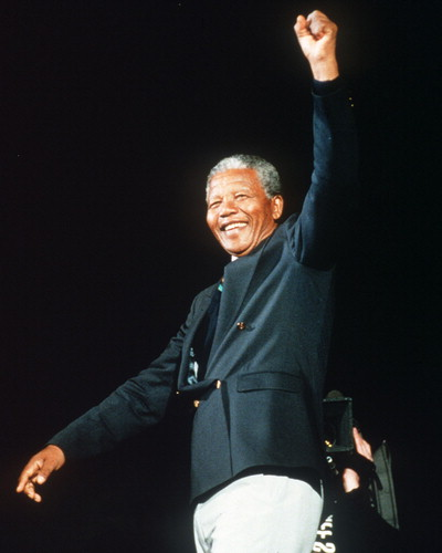 Nelson MANDELA, symbole de liberté volontariste.