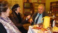 Nagranie radiowe i udział w Liście Przebojów Ludowych PRW 29.12.2010 r.