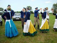 IV Festiwal Piosenki Ludowej i Biesiadnej w Wyszęcicach 1.07.2012 r.