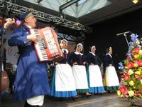 Landestrachtenfest 2011 in Winsen k/ Hamburga 20-22.05.2011 r.