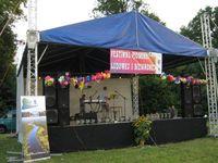 III Festiwal Piosenki Ludowej i Biesiadnej w Wyszęcicach 10.07.2011 r.