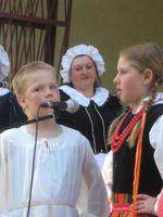 Folkowy Piknik w Wołowie 19.05.2012 r.